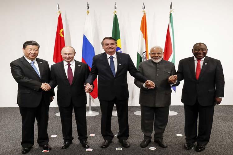 Desde hace 13 años, Brics promueve la cooperación entre las economías  emergentes.