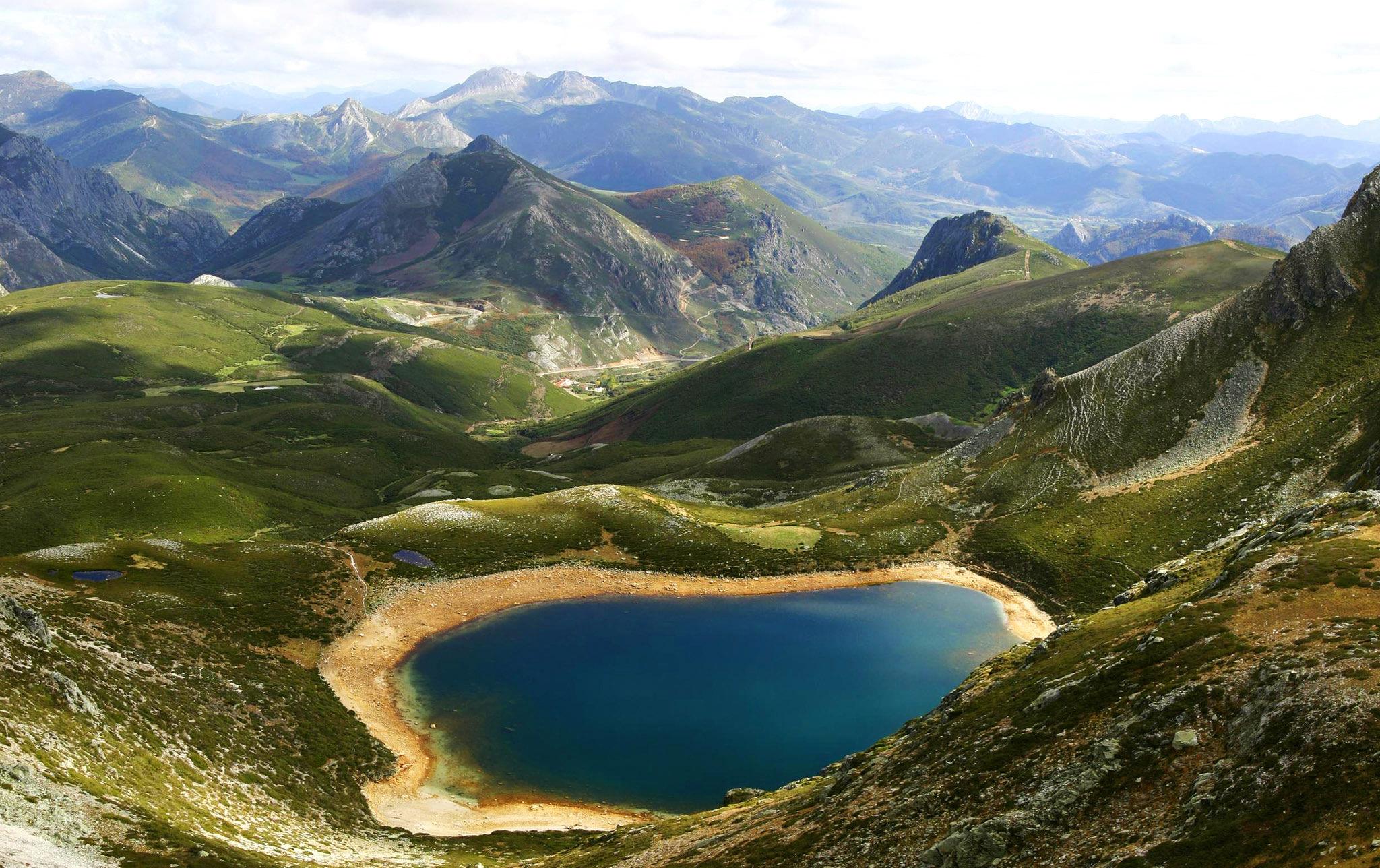 Los Parques Nacionales de Espaa II