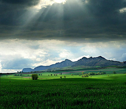 Montes Obarenes y Sierra de Oña