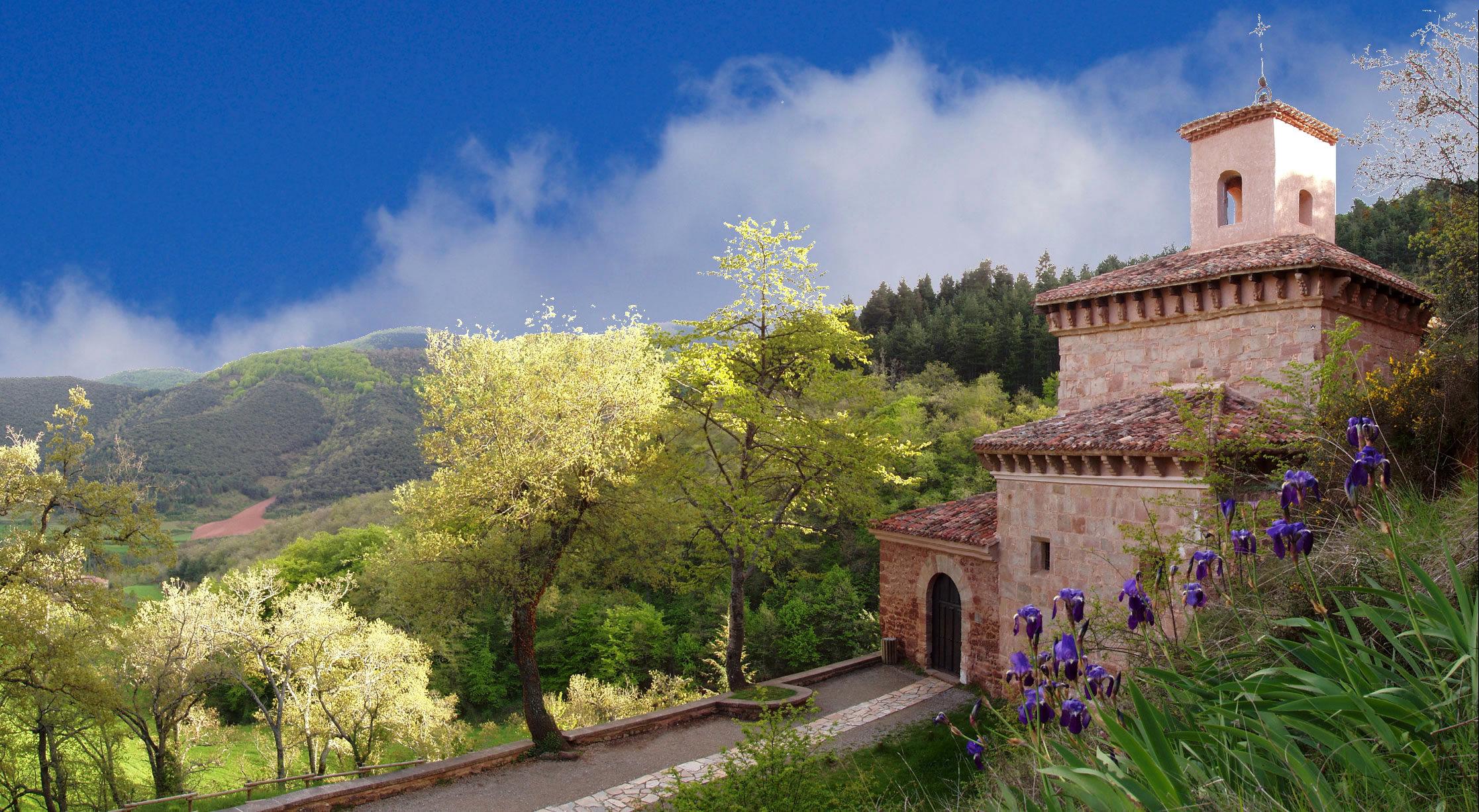 Resultado de imagen de monasterio de Suso