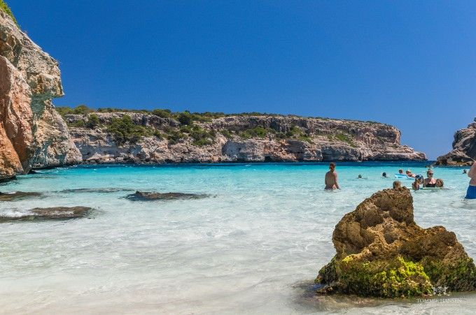 23 playas paradisacas en Espaa