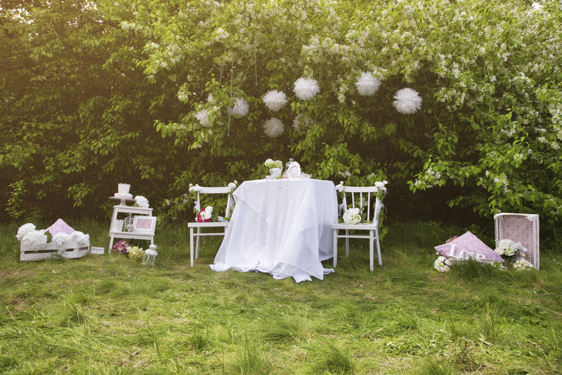 Cmo organizar tu boda en una casa rural