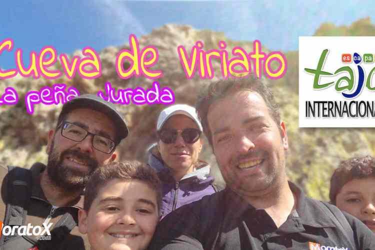 Cueva de Viriato – La Peña Jurada