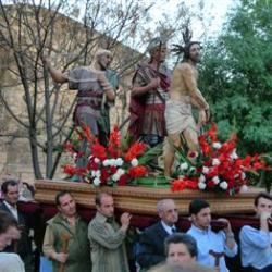 procesión Semana santa valencia de alcantara