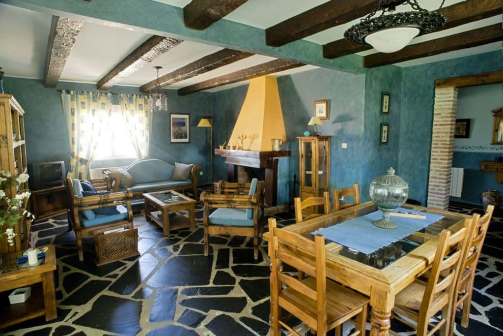Salon casa tres riveros
