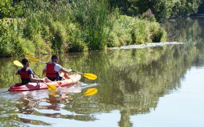 Nouveautés 2017 : Barques électriques – Canoë-kayak et Paddle