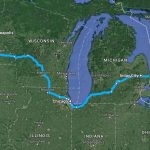 Etats-Unis: du Michigan au Minnesota
