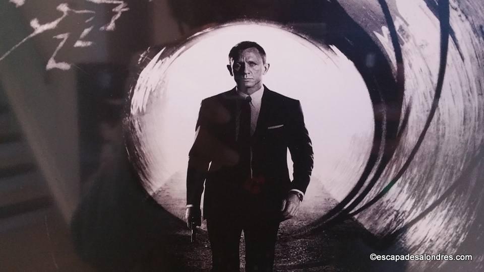 Lexpo James Bond In Motion Au London Film Museum
