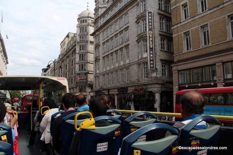 The Original Sightseeing Tour : Visite touristique de Londres en Bus