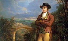 Robert Burns by Alexander Nasmyth.