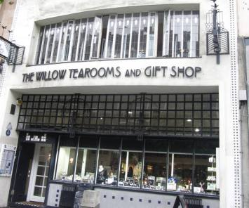 Willow Tea rooms © Escapades Celtiques
