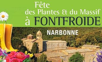 fête des plantes et du massif - Fontfroide - Narbonne - Aude