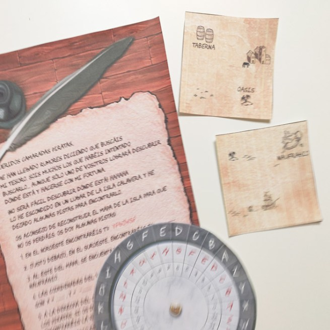 carta pirata