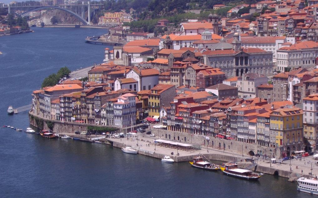 Portugal con niños: fin de semana en Oporto