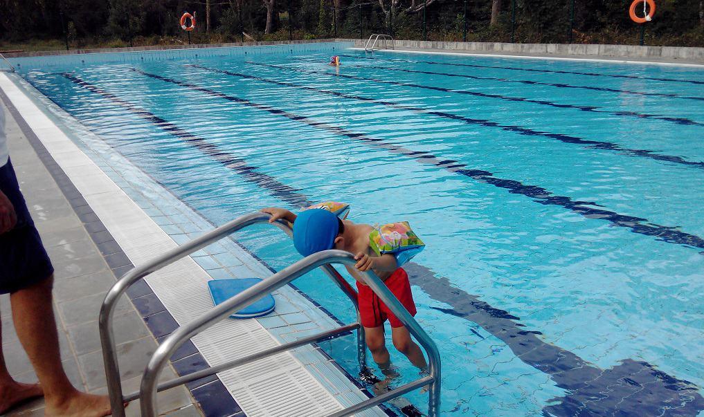escapadas con piscina