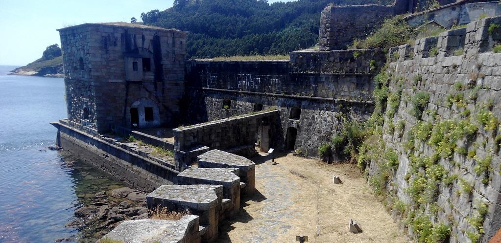 Castillos para ir con niños Ferrol