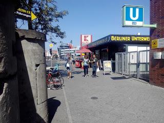 Descubriendo el Berlín subterráneo, con niños