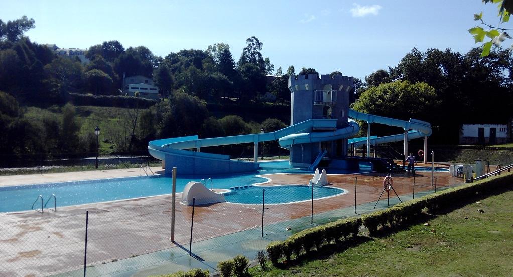 Área recreativa y paseo fluvial del río Magdalena (Vilalba)