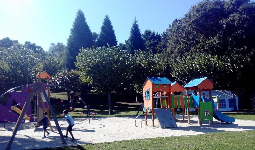 Las mejores áreas recreativas para ir con niños (A Coruña y Lugo)