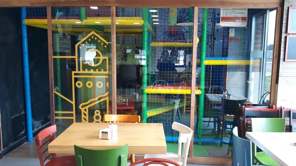 Cafeterías para ir con niños en A Coruña y entorno