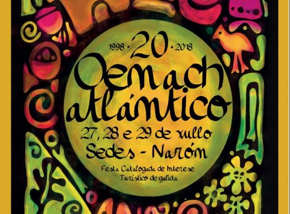 Detalle Cartel Oenach Narón