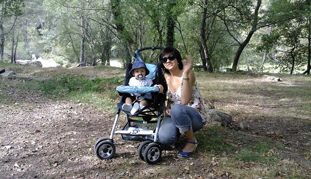 Turismo rural junto a las fervenzas del Miño (O Corgo)