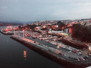 Paseo nocturno de Galicia a Asturias