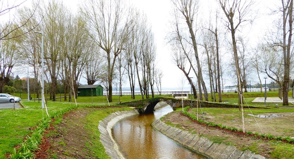 Paseo Fluvial Humedal da Xunqueira
