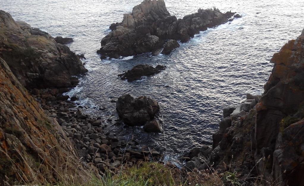 Un paseo por Punta Segaño y sus pasadizos, con niños