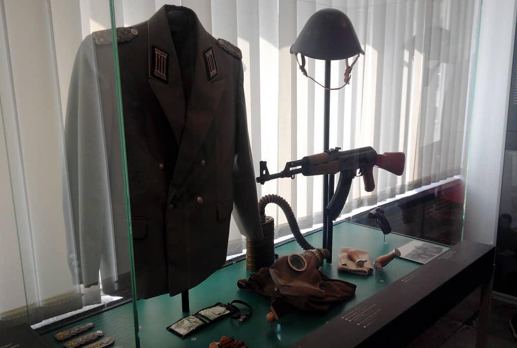 Stasi Museum Berlín