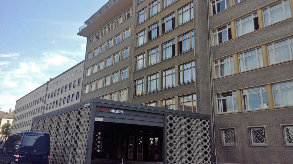 El centro de vigilancia del antiguo Berlín Este: Stasi Museum