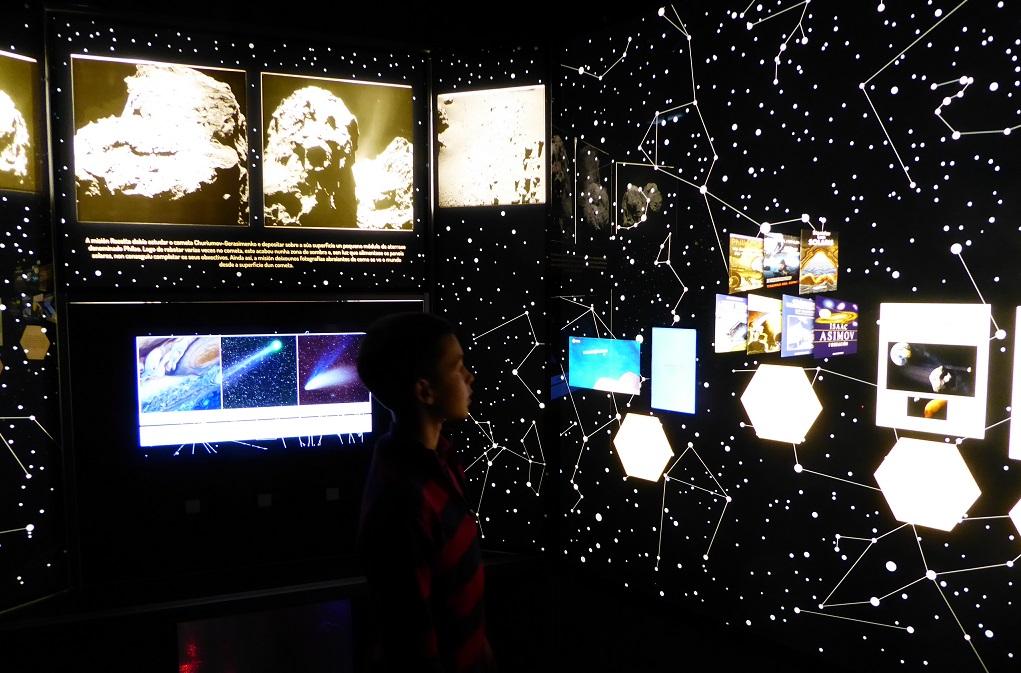 Museos y parques para pequeños científicos