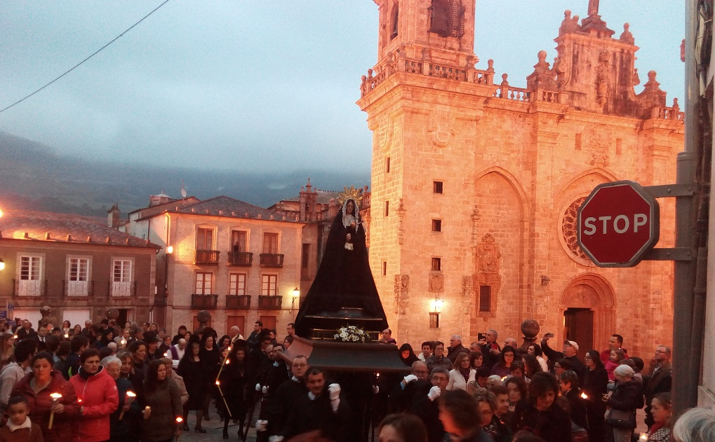 La Semana Santa en Mondoñedo y sus ocho secretos