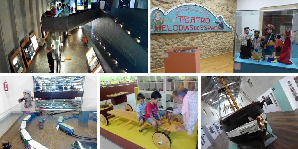 Los mejores museos de Galicia para ir con niños