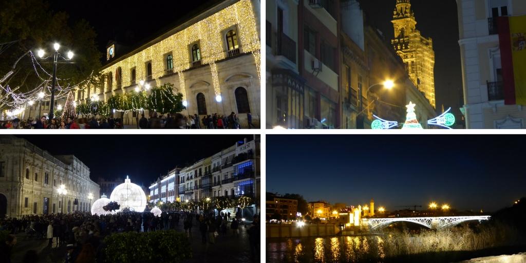 Escapada navideña: Sevilla con niños