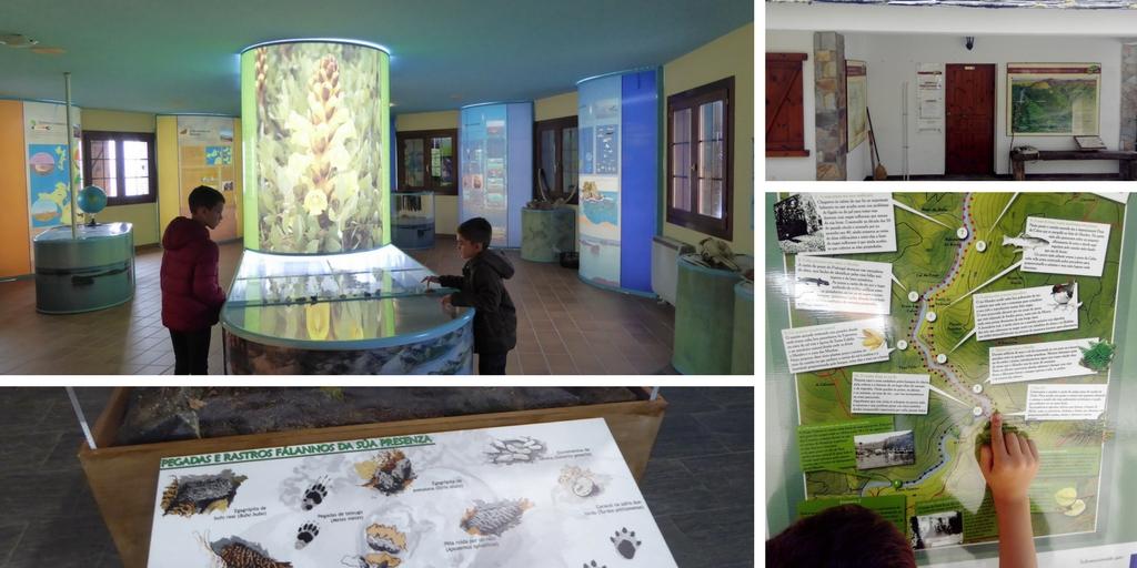 Aulas de naturaleza de Galicia para ir con niños