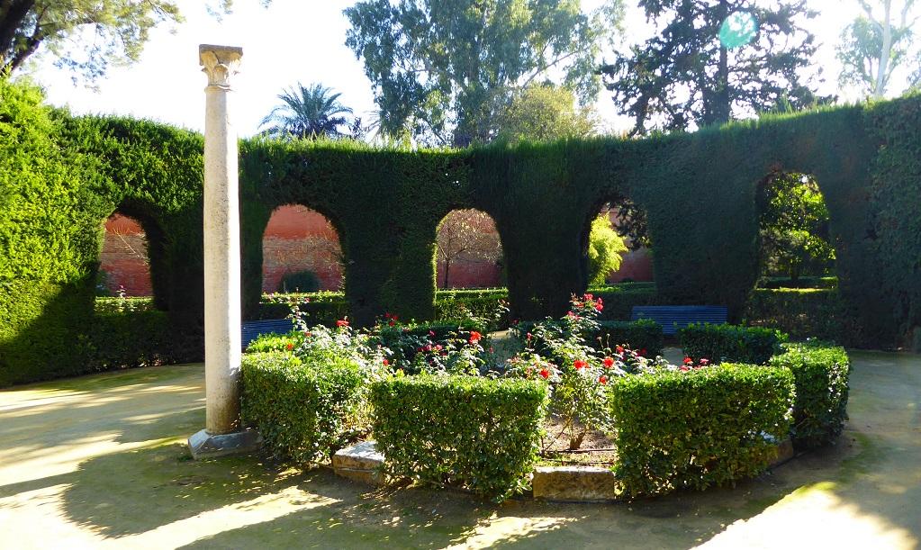 Jardines para visitar con niños: el Alcázar de Sevilla