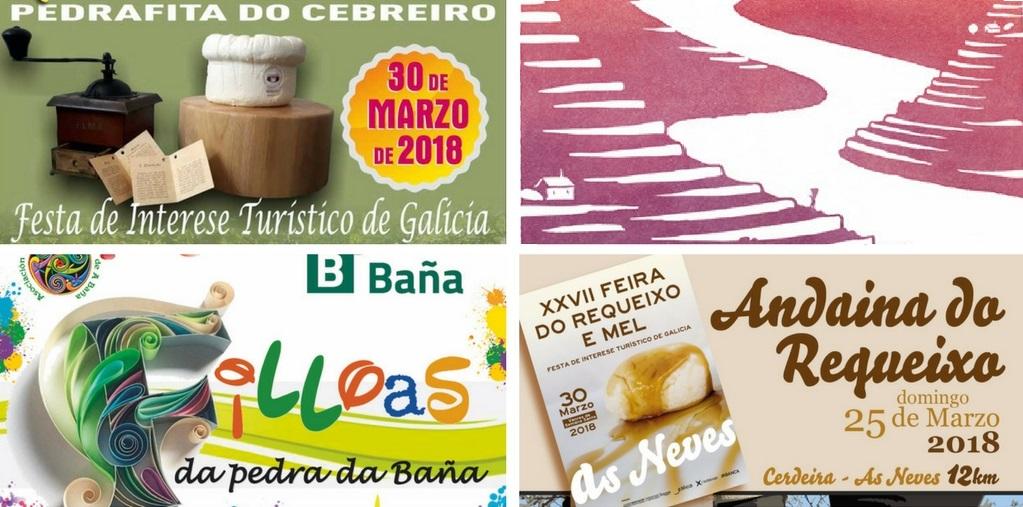 Galicia en Semana Santa: próximas fiestas gastronómicas