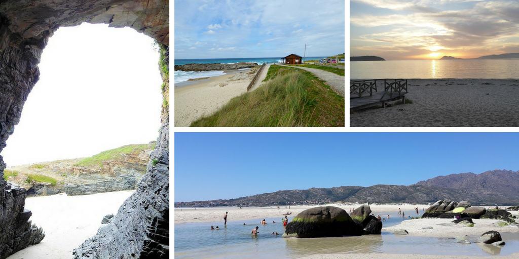 Nuestras 20 mejores playas de Galicia