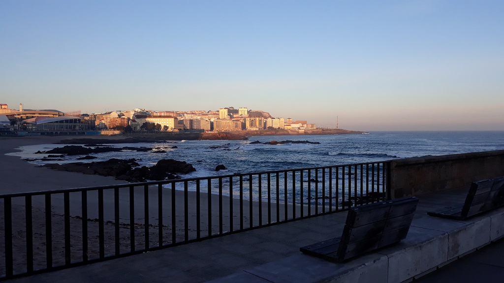 Diez miradores de A Coruña para ir con niños