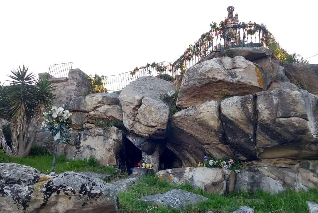El antiguo santuario de los suevos en Pastoriza