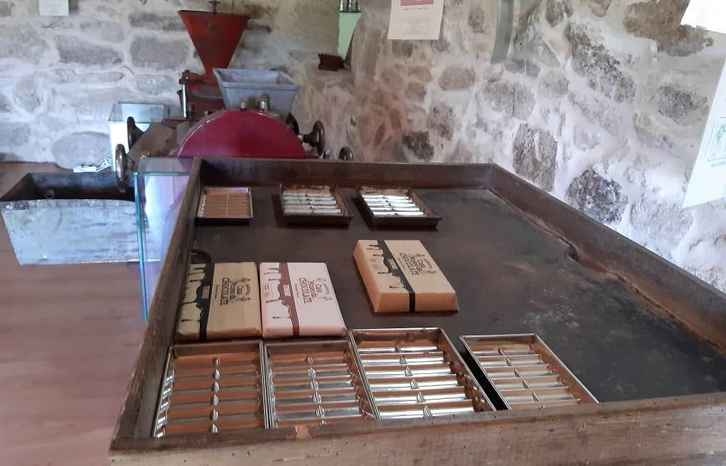 El Museo del Chocolate de Galicia con niños