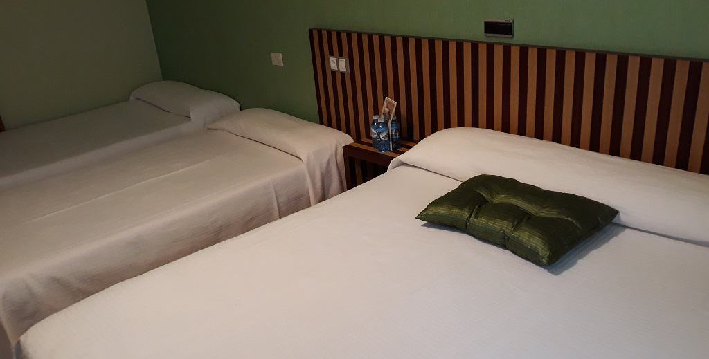Hoteles con habitaciones familiares Galicia