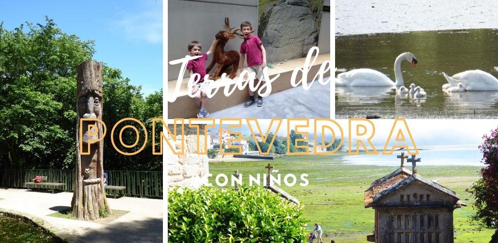 Qué hacer con niños en Terras de Pontevedra