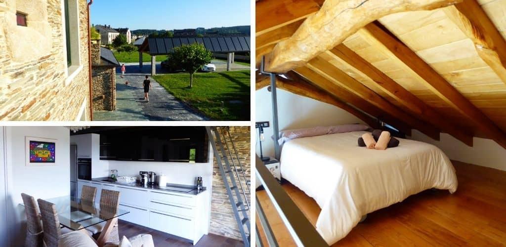 Casa rural para ir con niños en Lugo