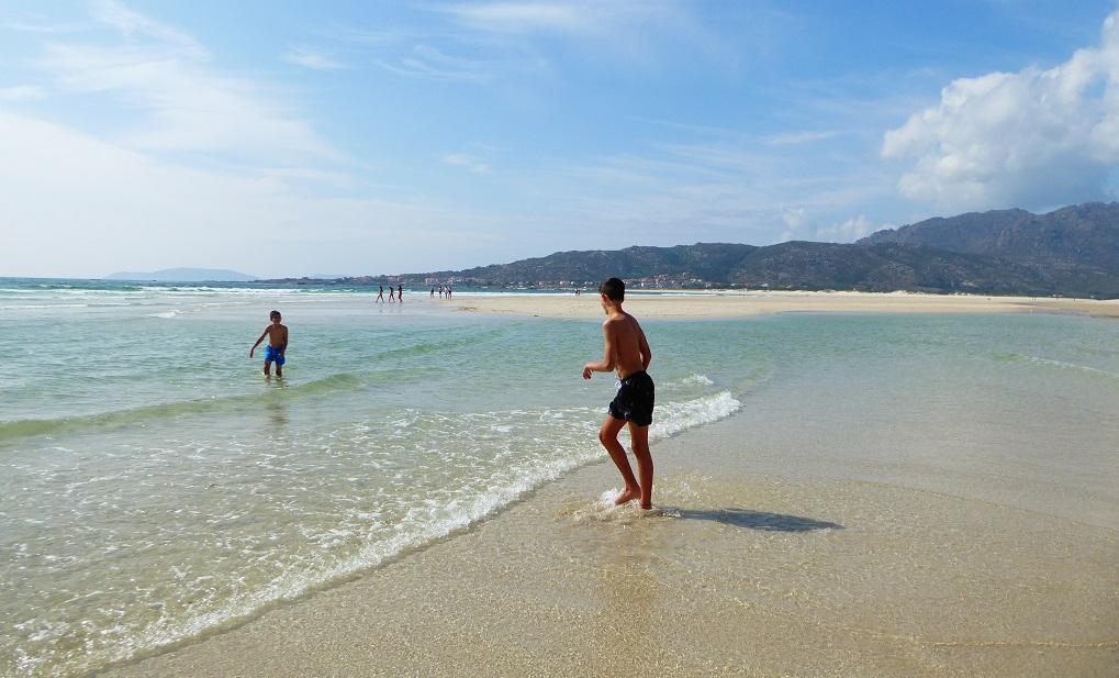 Costa da Morte en familia praia de Carnota