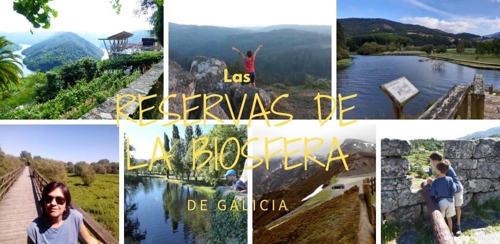 Las reservas de la biosfera de Galicia