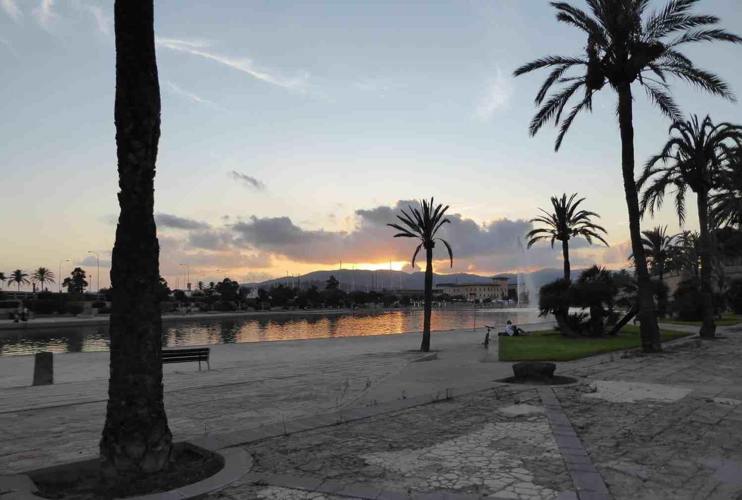 Palma tranquila y Mallorca fuera de temporada