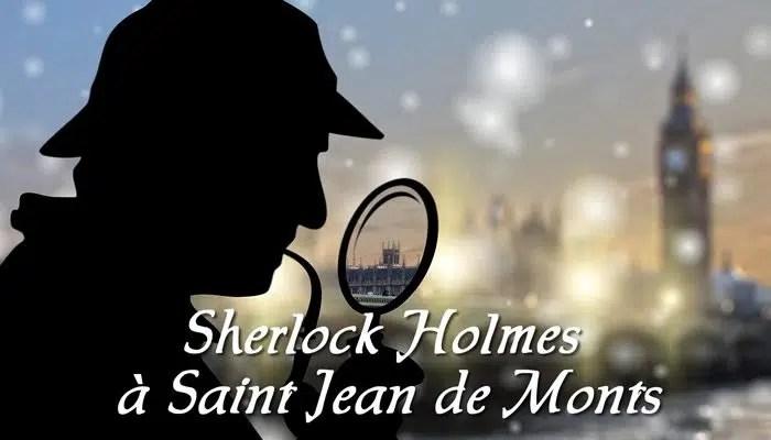 Sherlock Holmes Saint Jean de Monts