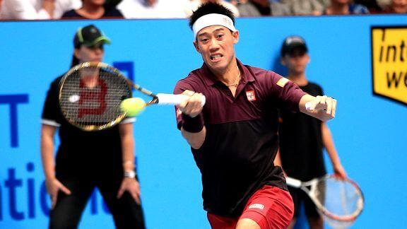バンコクテニス・ATP・錦織圭